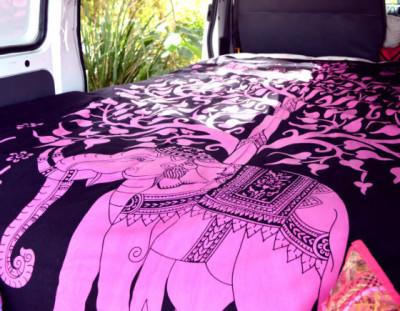Poetic Pink Elephants