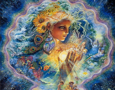 Embodied Universal Love